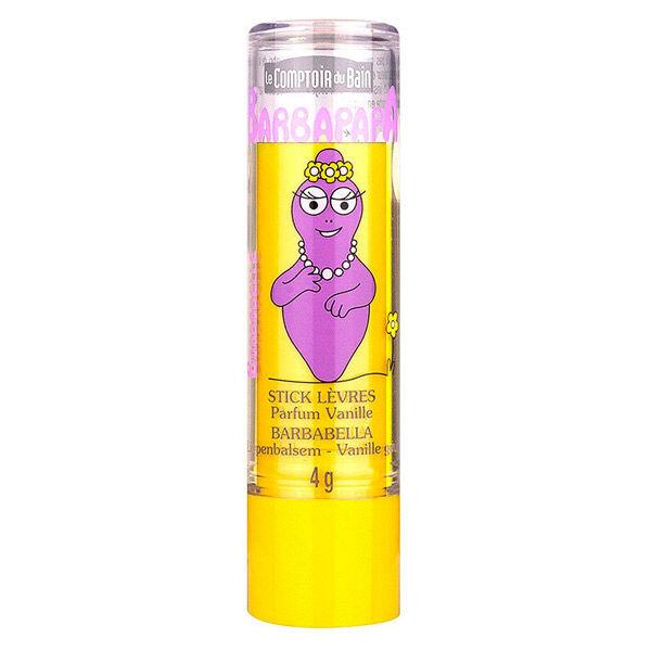Le Comptoir du Bain Stick à Lèvres Barbabelle Vanille 4g