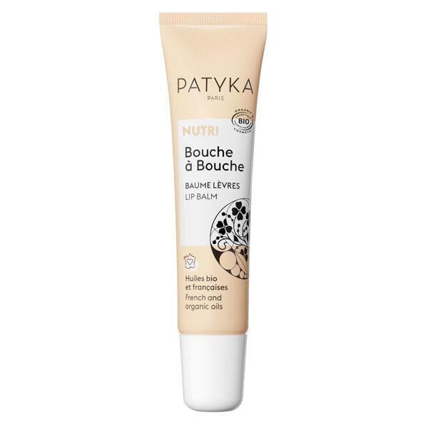 Patyka Nutri Bouche à Bouche Baume à lèvres 10ml
