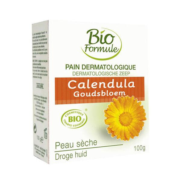 BioFormule Pain Dermatologique Calendula 100g