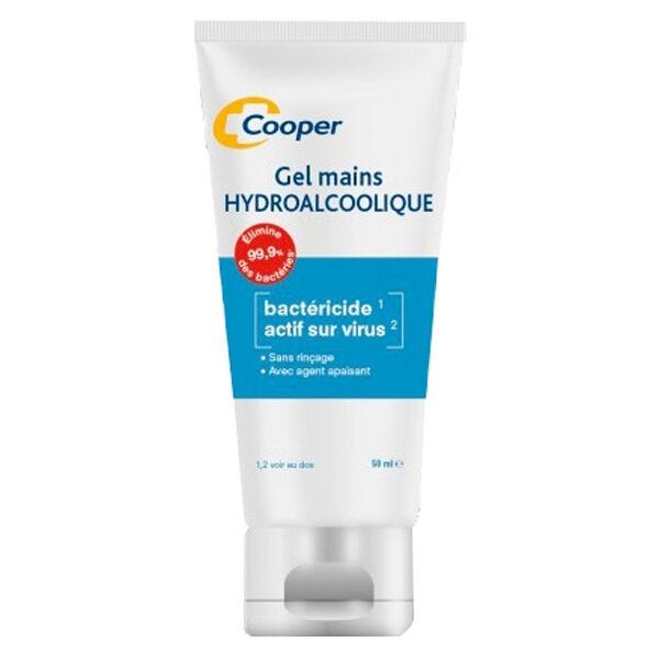 Cooper Gel Mains Hydroalcoolique 50ml