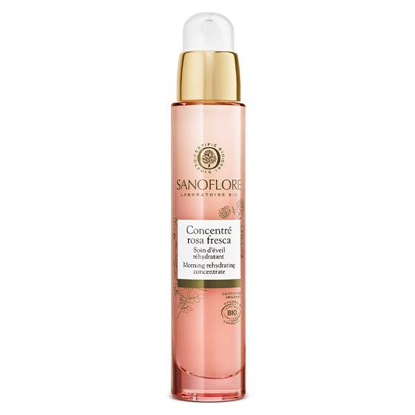 Sanoflore Rosa Fresca Concentré d'Eveil Ré-hydratant 30ml