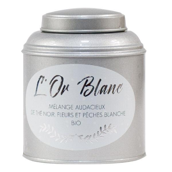 Comptoir de l'Apothicaire Tisane l'Or Blanc 80g