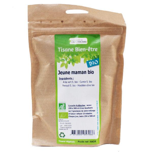 Comptoir de l'Apothicaire Tisane Jeune Maman Bio 50g