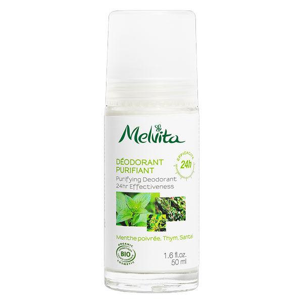 Melvita Les Essentiels Déodorant Efficacité 24H Bio 50ml