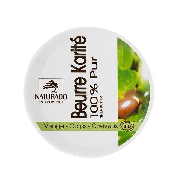 Naturado en Provence Naturado Beurre de Karité 100% Pur Bio 135g