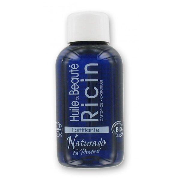 Naturado Huile Végétale Ricin Bio 50ml