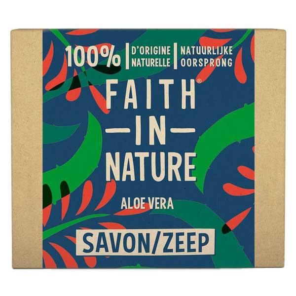 Faith In Nature Savon Solide Aloé Vera 100g
