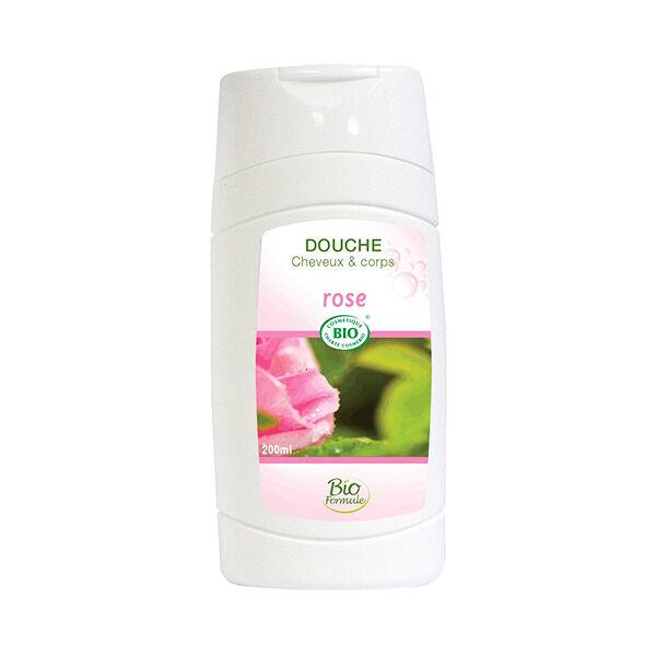 BioFormule Gel Douche Rose Bio 200ml