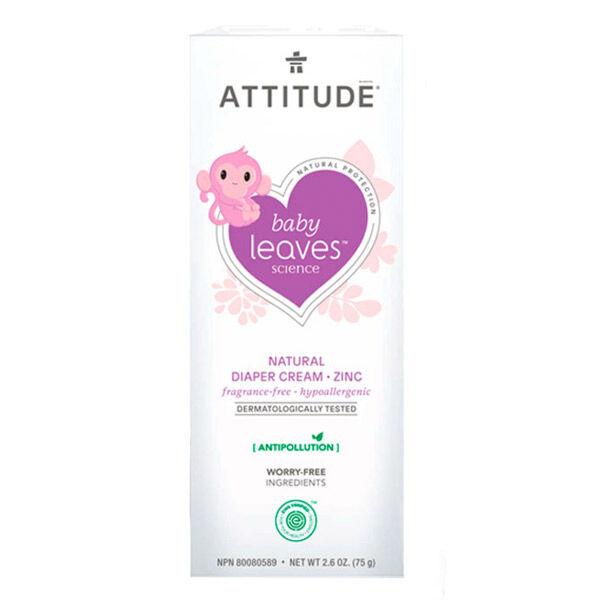 Attitude Baby Leaves Crème de Change Zinc