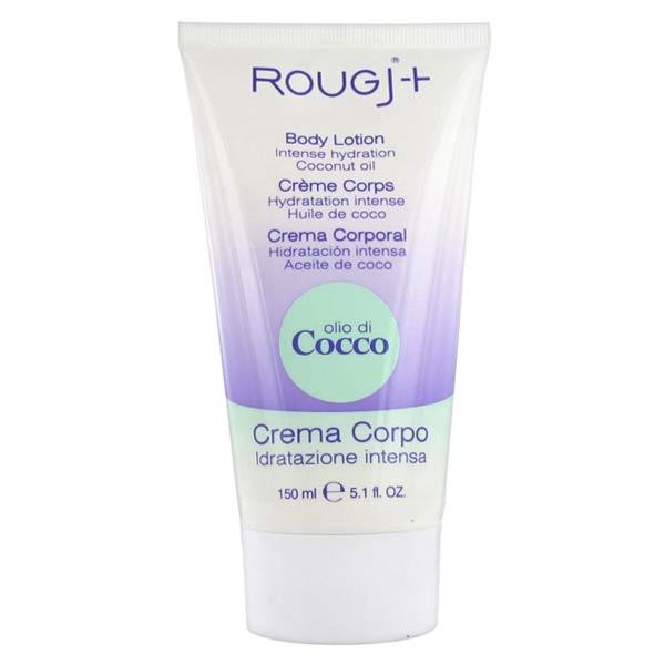 Rougj+ Crème Corps Hydratation Intense Huile de Coco 150ml
