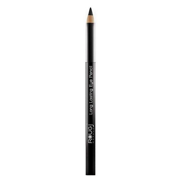 Rougj+ Longue Tenue Crayon Yeux Noir 24H