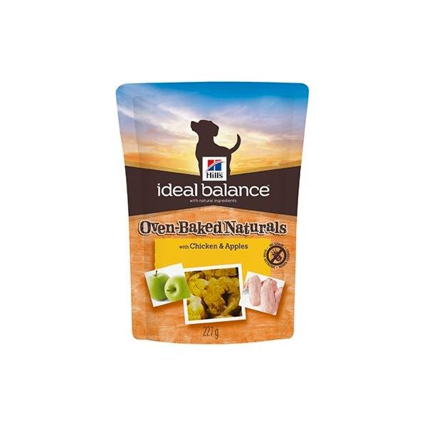 Hill's Ideal Balance Canine Treats Friandise Poulet et Pomme Sans Céréale 6X227g