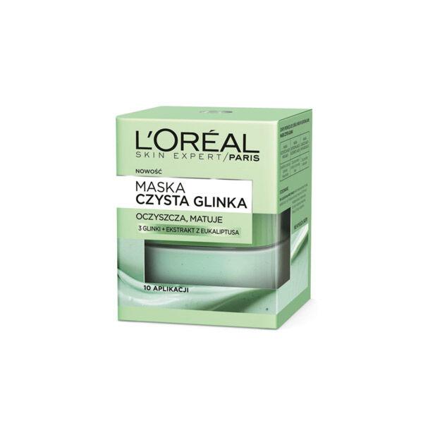 L'Oreal Paris L'Oréal Skin Expert Masque Purifiant à l'Argile 50ml