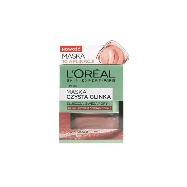 L'Oreal Paris L'Oréal Dermo Expertise Masque Lissant à l'Argile 50ml