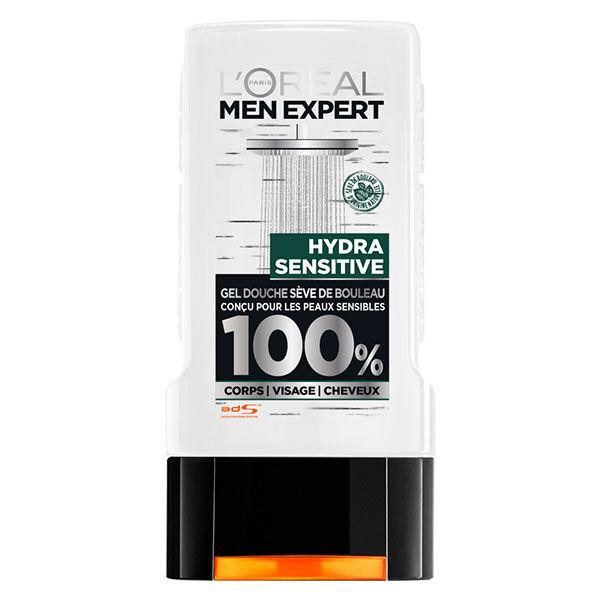 L'Oréal Paris L'Oréal Men Expert Hydra Sensitive Gel Douche Apaisant 300ml