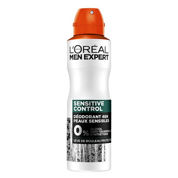 L'Oréal Paris L'Oréal Men Expert Sensitive Control Déodorant Spray 200ml