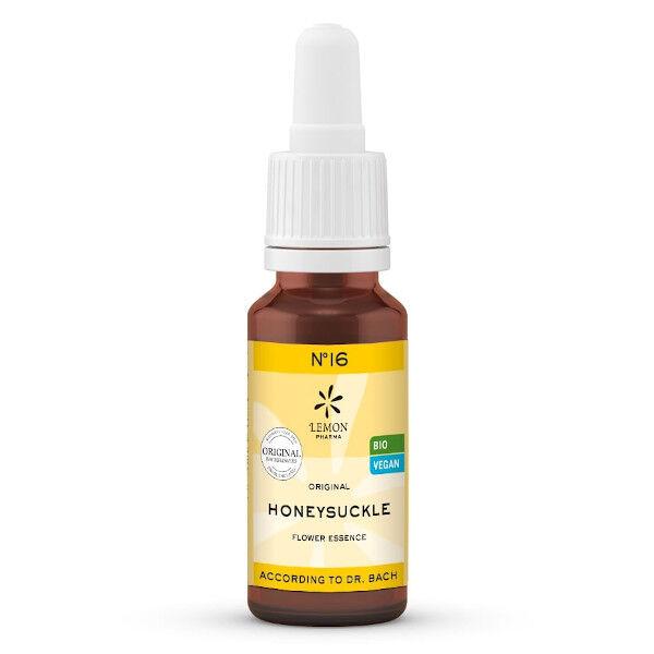 Lemon Pharma Fleurs de Bach N°16 Honeysuckle Bio 20ml