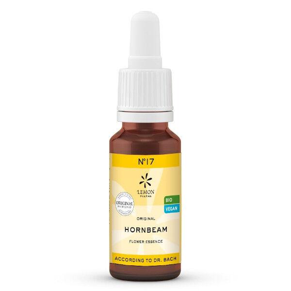 Lemon Pharma Fleurs de Bach N°17 Hornbeam Bio 20ml
