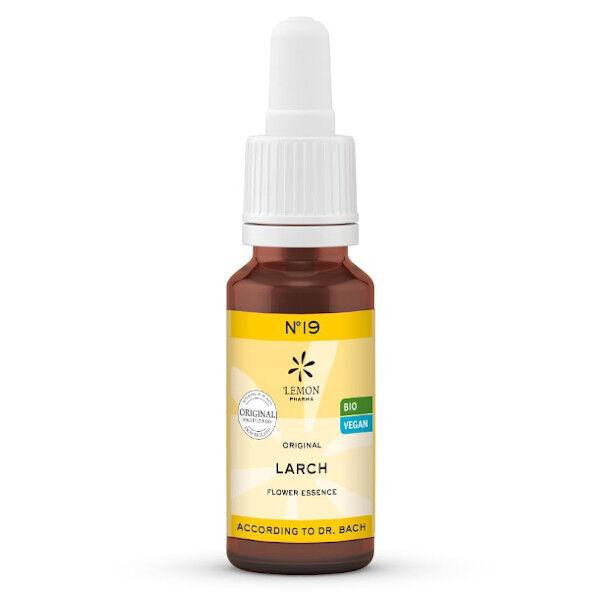 Lemon Pharma Fleurs de Bach Larch N°19 Bio 20ml