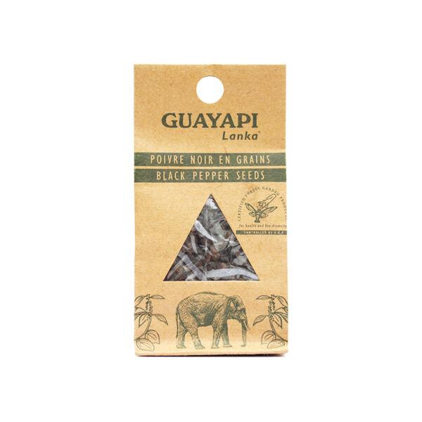 Guayapi Poivre Noir en Grains 25g