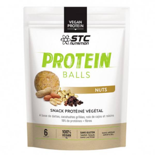 STC Nutrition Protein Balls Nuts 42g