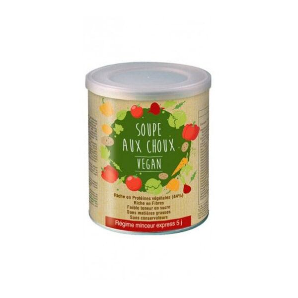 NutriExpert Soupe aux Choux Hyperproteinée Vegan 250g