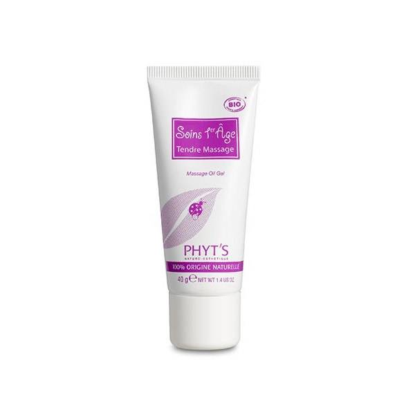 Phyts Phyt's Bébé Tendre Massage Gel Huileux Relaxant 40g