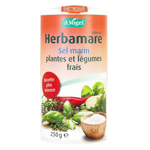 A.Vogel Herbamare Intense Sel Marin Plantes et Légumes Frais Bio 250g