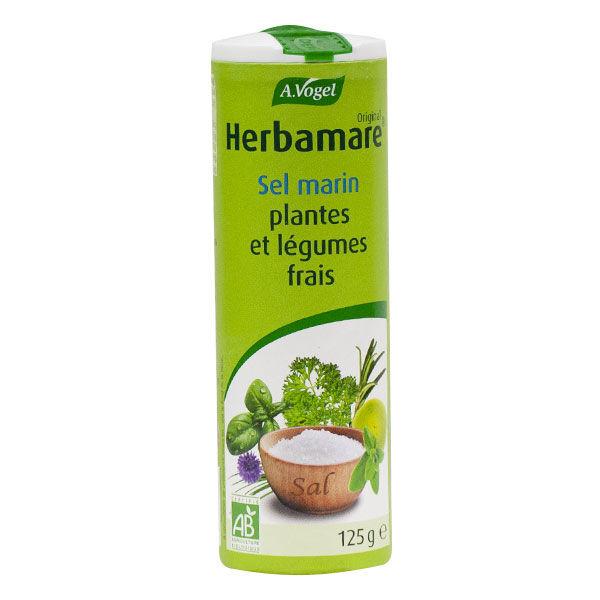 A.Vogel Herbamare Sel Marin Plantes et Légumes Frais Bio 125g