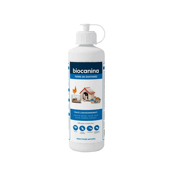 Biocanina Terre de Diatomée Insecticide Poudre 100g