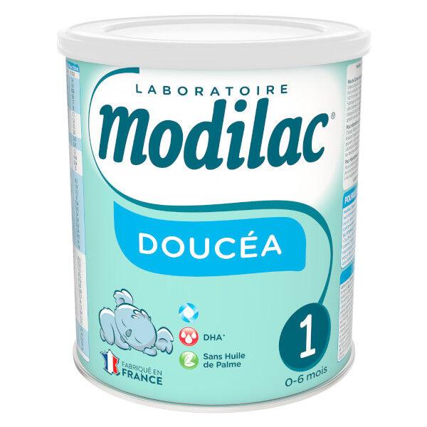 Modilac Doucéa Lait 1er âge 400g