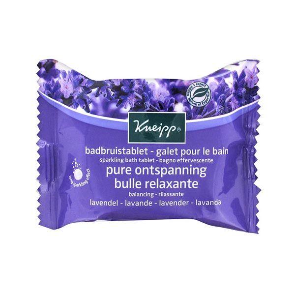 Kneipp Galet pour Le Bain Bulle Relaxante Lavande 80g
