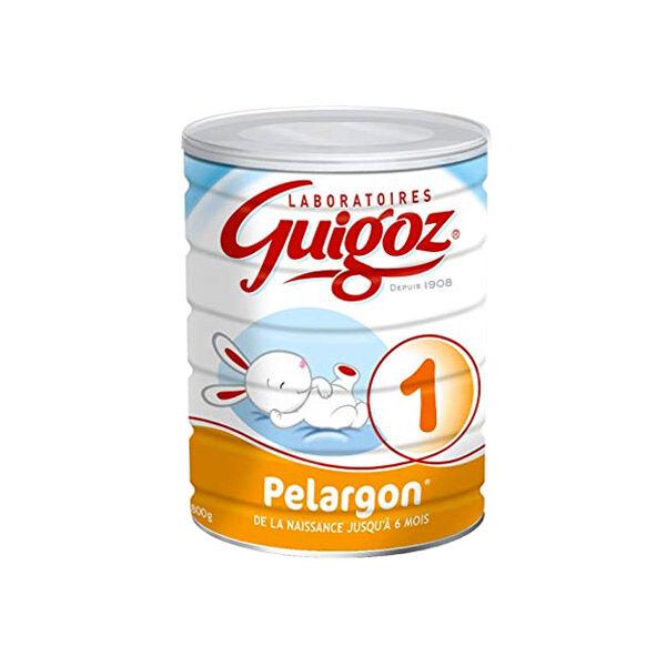 Guigoz Pelargon 1er Age 800g