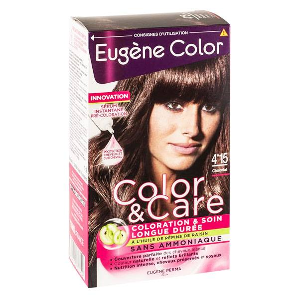 Eugène Color Color & Care n°4,15 Chocolat