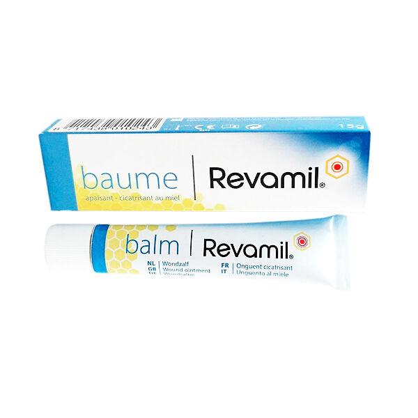 Revamil Baume Cicatrisant au Miel Médical Tube 15g