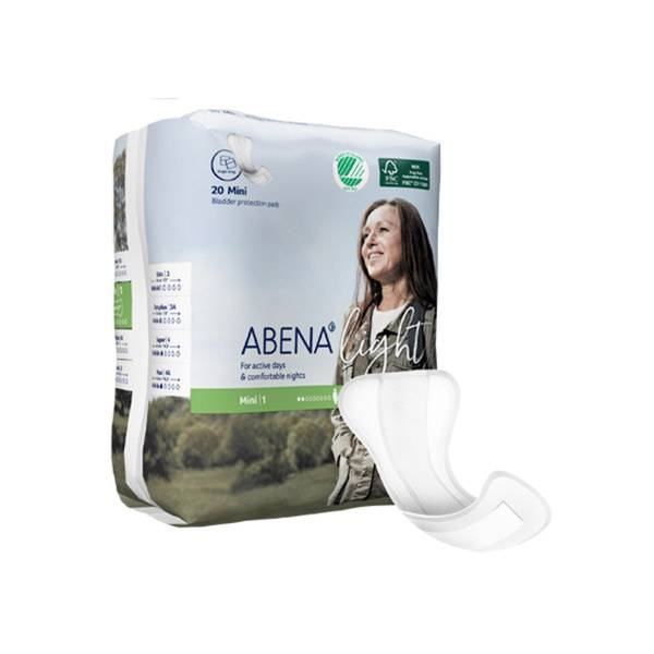 Abena Protection Urinaire Light Mini 1 20 unités