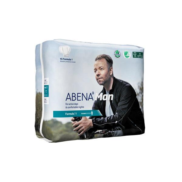 Abena Protection Urinaire Homme Formula 1 15 unités