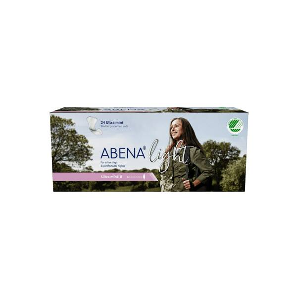 Abena Protection Urinaire Light Ultra Mini 0 24 unités