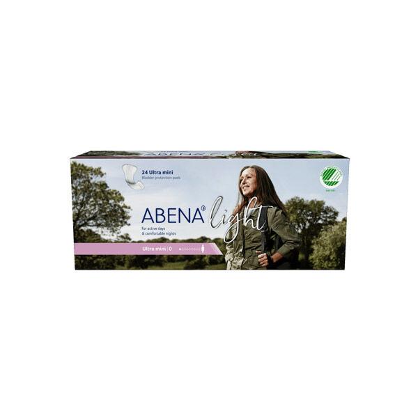 Abena Protection Urinaire Light Ultra Mini 0 24 unités