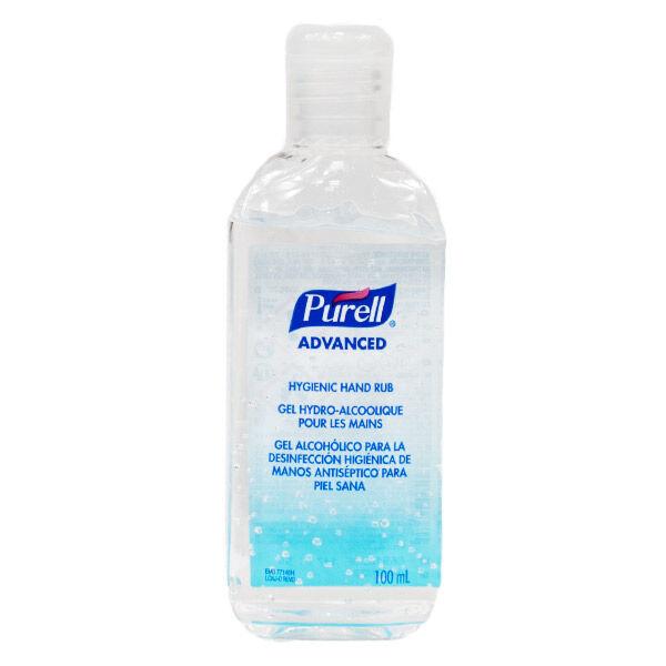 Purell Gel Hydroalcoolique 100ml