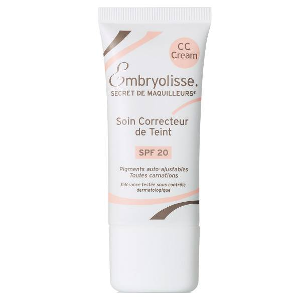 Embryolisse CC Cream Soin Correcteur de Teint SPF20 30ml