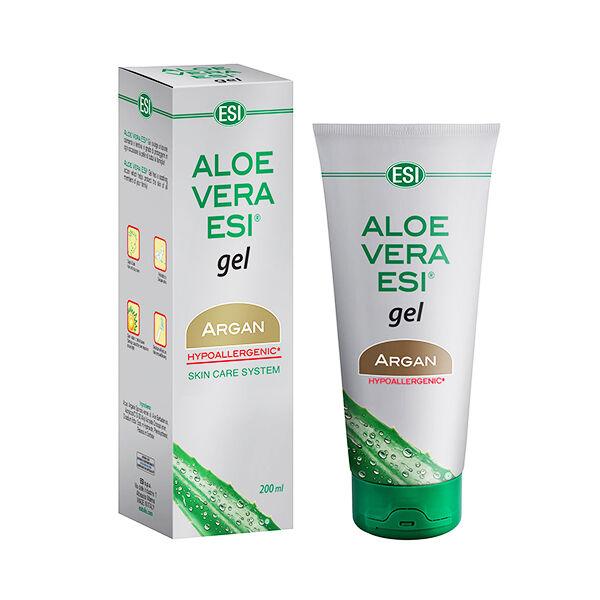 ESI Gel Aloe Vera avec Huile d'Argan 200ml