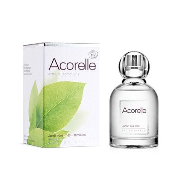 Acorelle Eau de Parfum Bio Jardin des Thés Stimulant 50ml