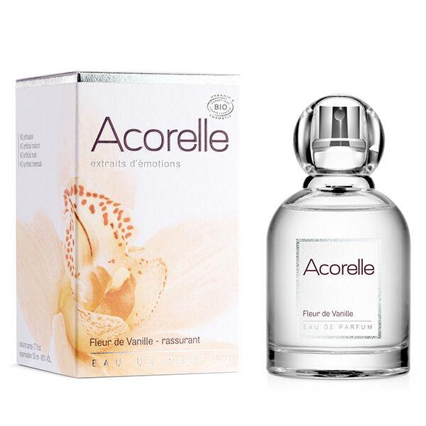 Acorelle Eau de Parfum Bio Douceur Vanille 50ml