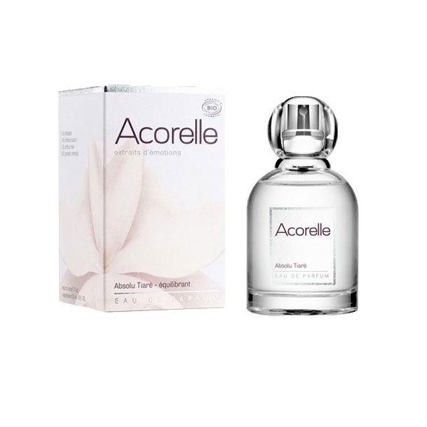 Acorelle Eau de Parfum Bio Absolu Tiaré Equilibrant 50ml