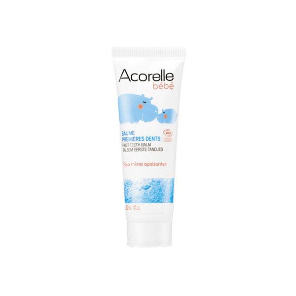 Acorelle Bébé Baume Premières Dents Bio 30ml