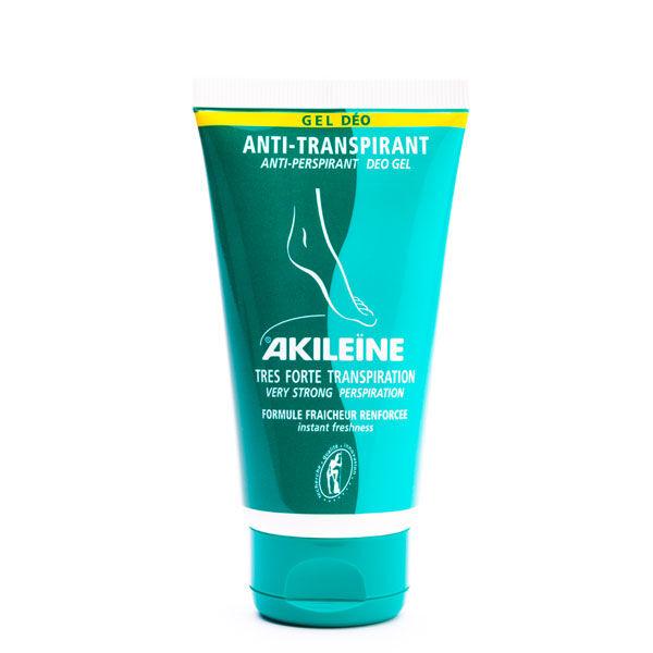 Akileine Gel Déodorant Anti-Transpirant 75ml