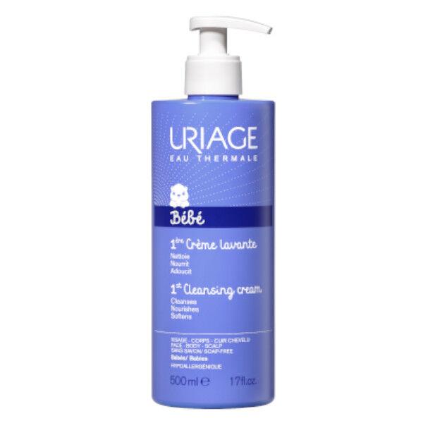 Uriage Bébé Crème Lavante Flacon 500ml