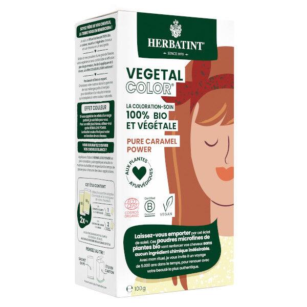 Herbatint Végétal Color Pure Caramel Power 100g