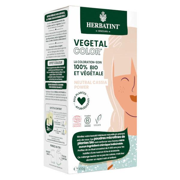 Herbatint Végétal Color Neutral Cassia Power 100g